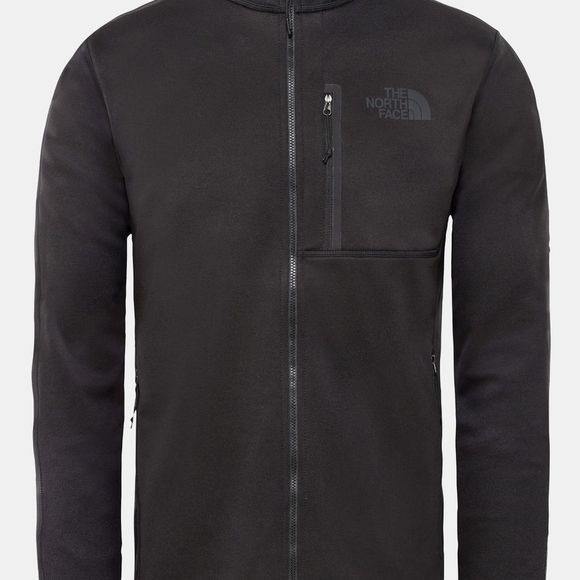 The North Face Mens Canyonlands Jacket Tnf Black