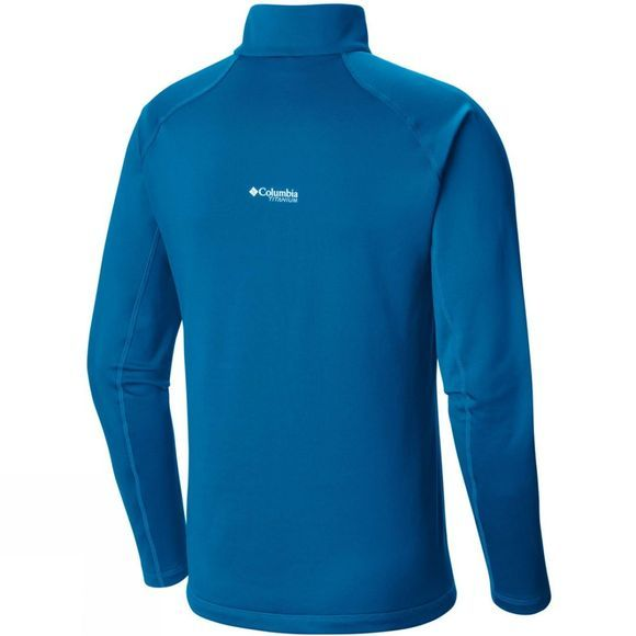 Mens Northern Ground Half Zip Fleece