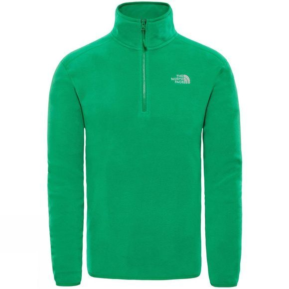 Mens 100 Glacier 1/4 Zip Fleece