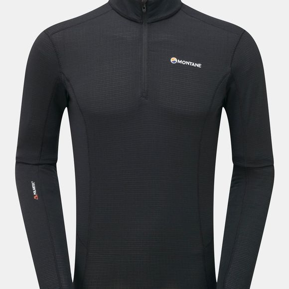 Mens Allez Micro Pull-On Fleece
