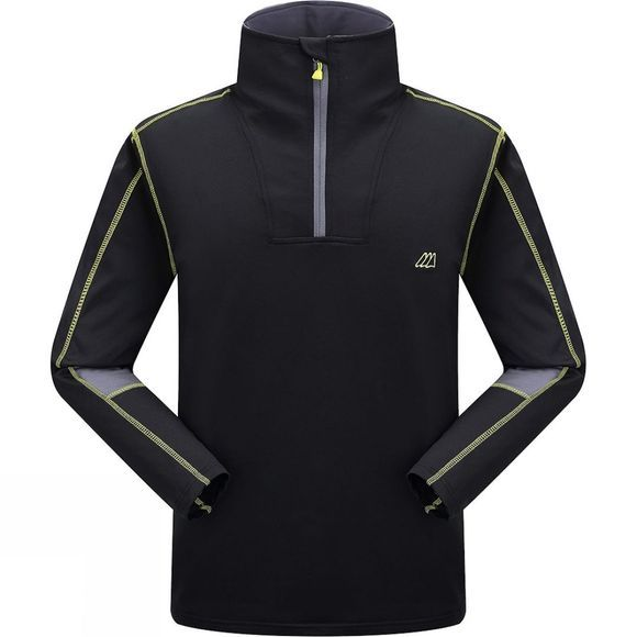 Mens Kaupsjoen Zip Top