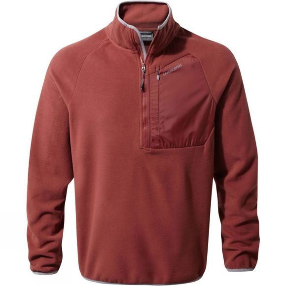 Mens Timor Half Zip Fleece
