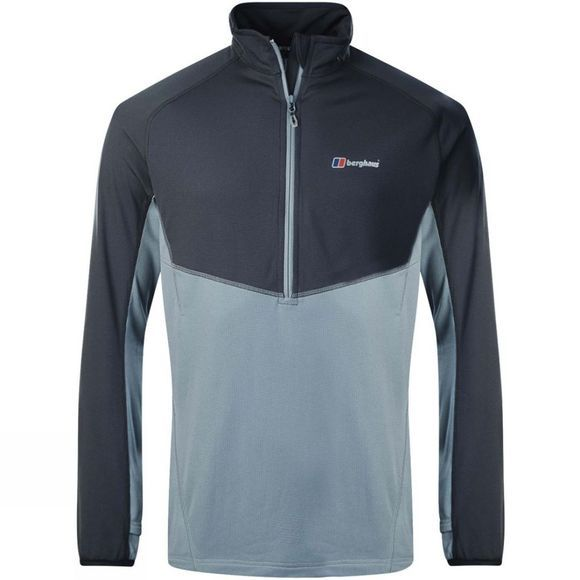 Mens Pravitale Light Half Zip