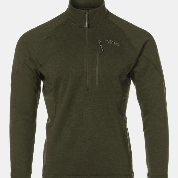 Rab Mens Nucleus Pull-On Army