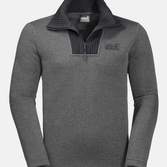 Mens Scandic Pullover Fleece