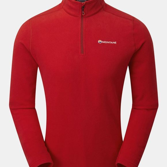 Montane Mens Chukchi Pull-On Sedona Red/Black