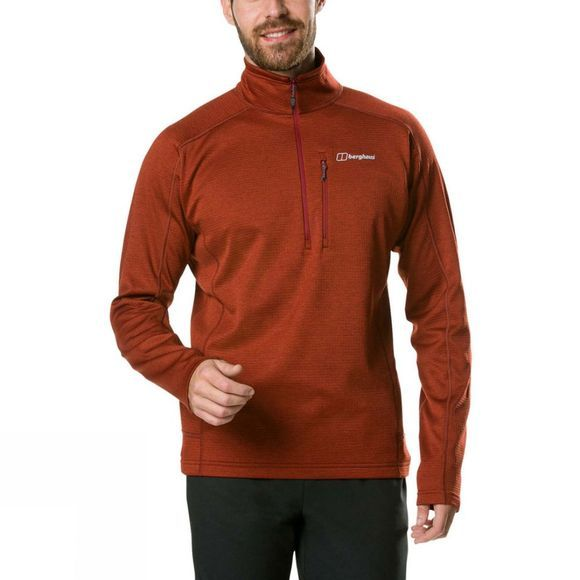 Berghaus Mens Spitzer IA Jacket Merlot/Chilli Oil