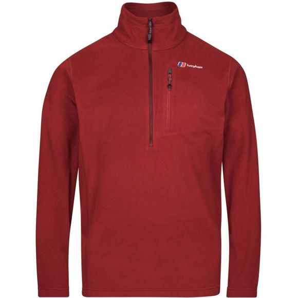 Mens Prism Micro PT Half Zip Fleece