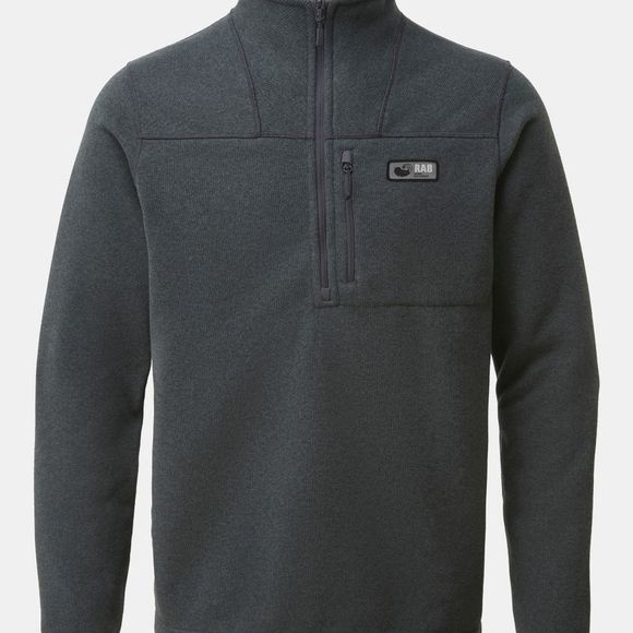 Rab Mens Quest Pull On 2019 Anthracite