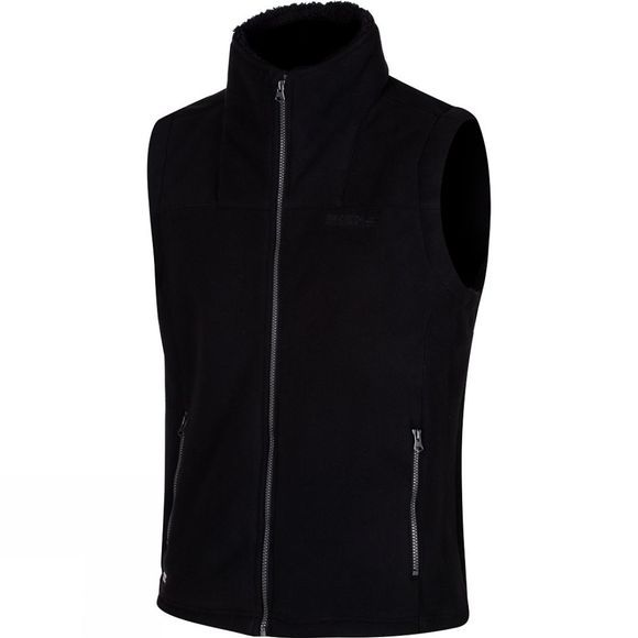Regatta Mens Rafferty II Fleece Gillet Black
