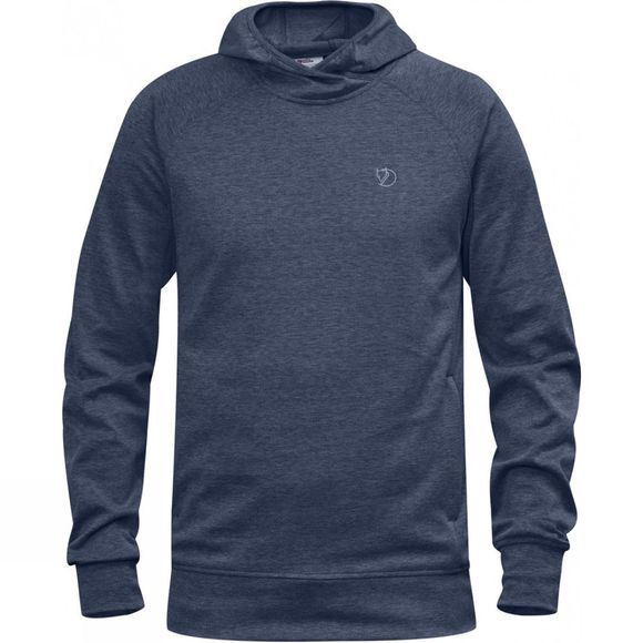 Fjallraven Mens High Coast Hoodie Navy
