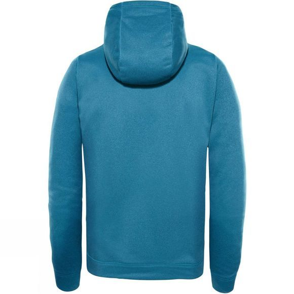 The North Face Mens Surgent Halfdome Pro Hoodie Crystal Teal Heather