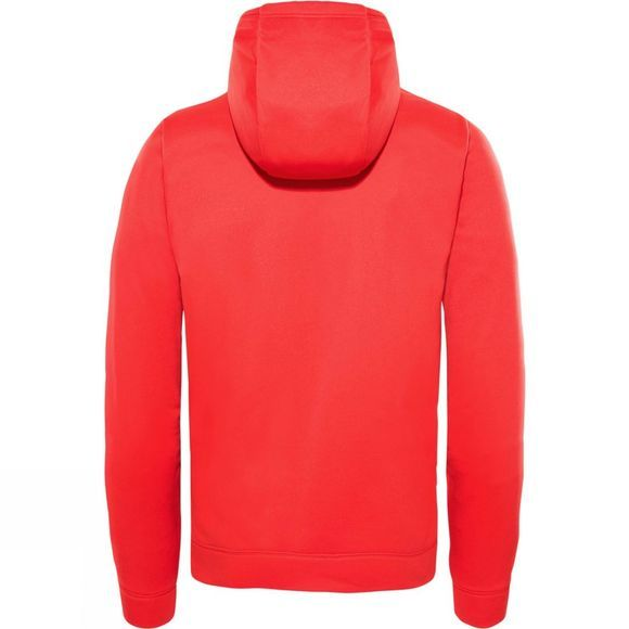 The North Face Mens Surgent Halfdome Pro Hoodie Tnf Red