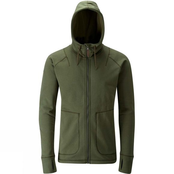 Rab Mens Sidekick Hoody Army