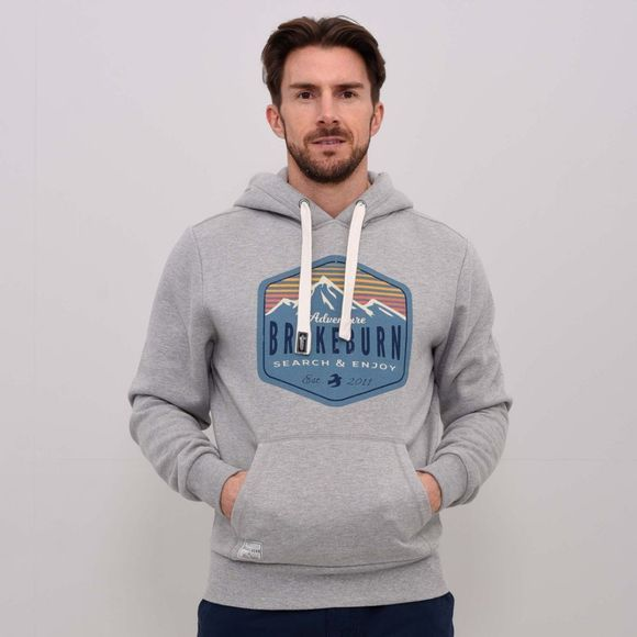 Mens Search And Enjoy Hoody