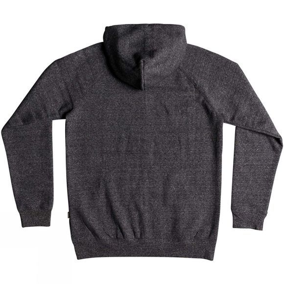 Quiksilver Mens Everyday Zip Hoodie Dark Grey Heather