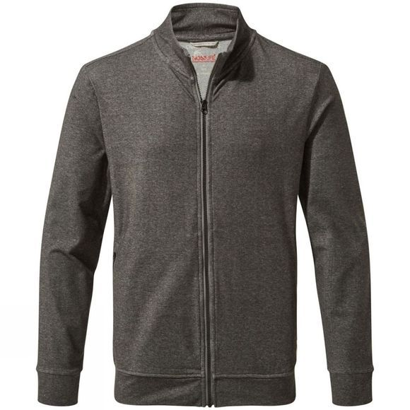 Craghoppers Mens NosiLife Alba Jacket BlackPepper Marl
