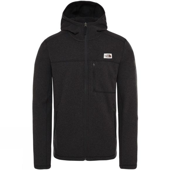 The North Face Mens Gordon Lyons Hoodie Tnf Black Heather