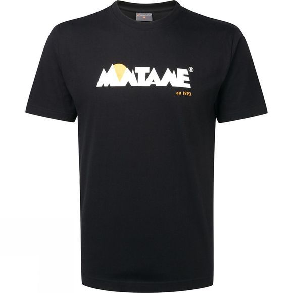 Montane Mens Montane 1993 T-Shirt Black
