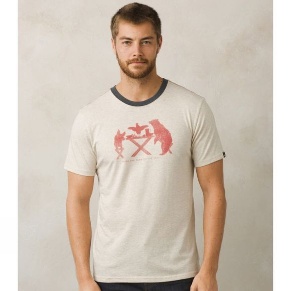 Mens Farm To Table Ringer Tee