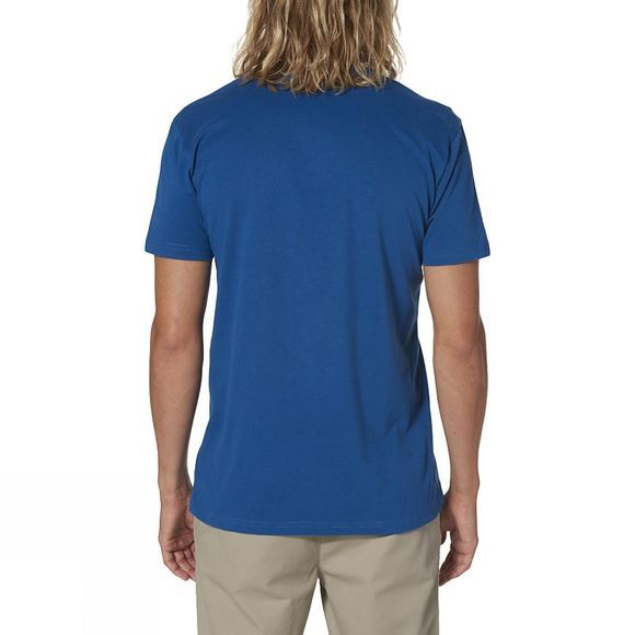 Reef Mens Route Tee Blue