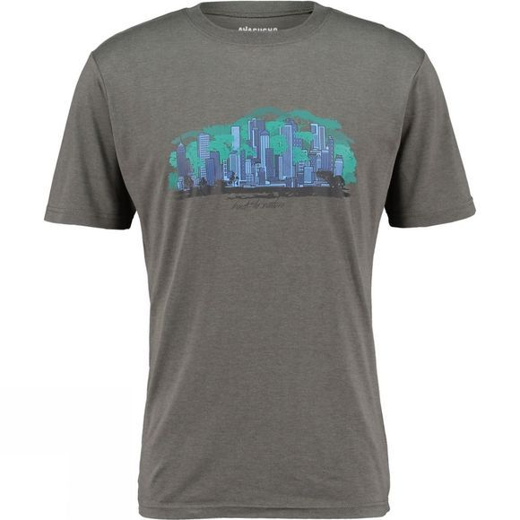 Ayacucho Mens City T-Shirt Beluga