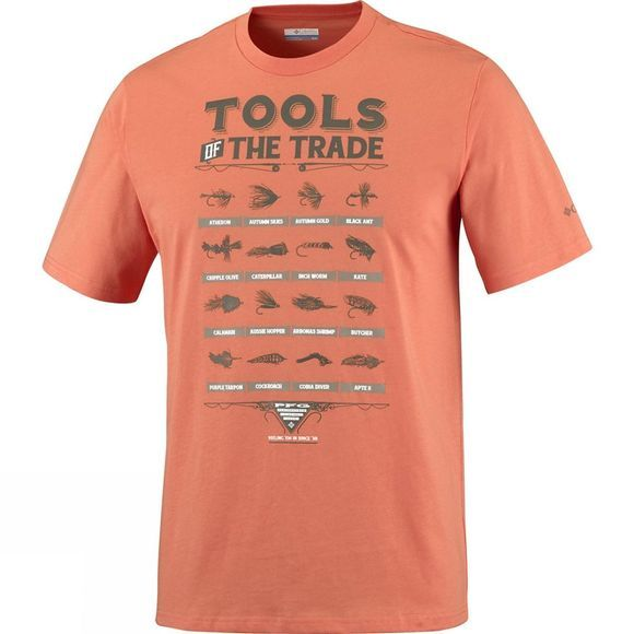 Mens PFG Tools Elements Short Sleeve