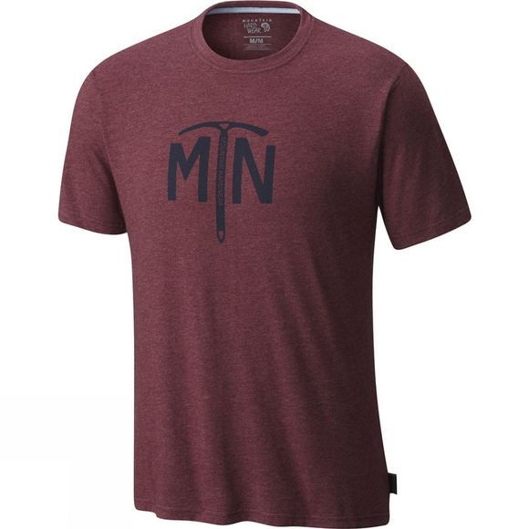 Mens Hardwear Ice Axe Short Sleeve Tee