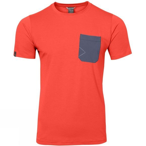 Mens Crimp Short Sleeve Tee