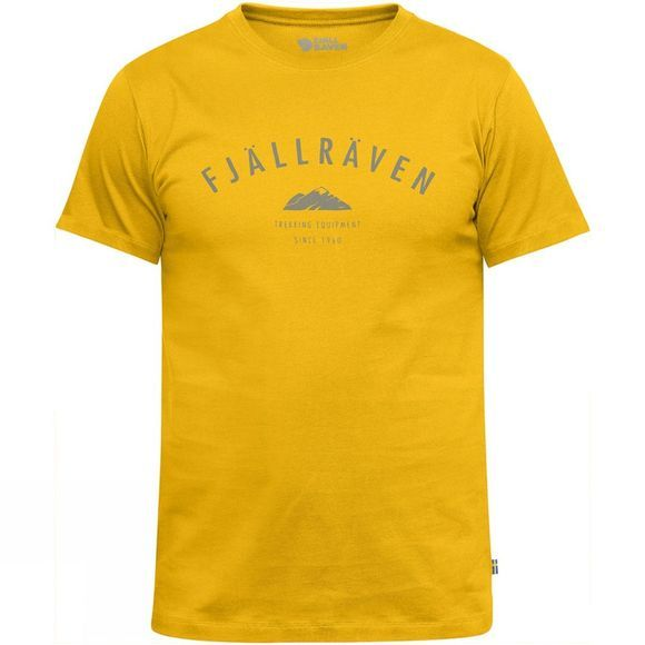 Fjall Mens Trekking Equipment T-shirt