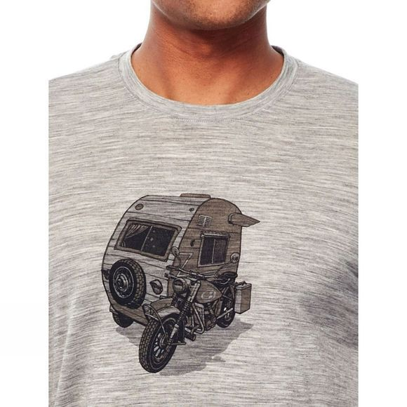 Tech Lite Short Sleeve Crew Camper T-Shirt