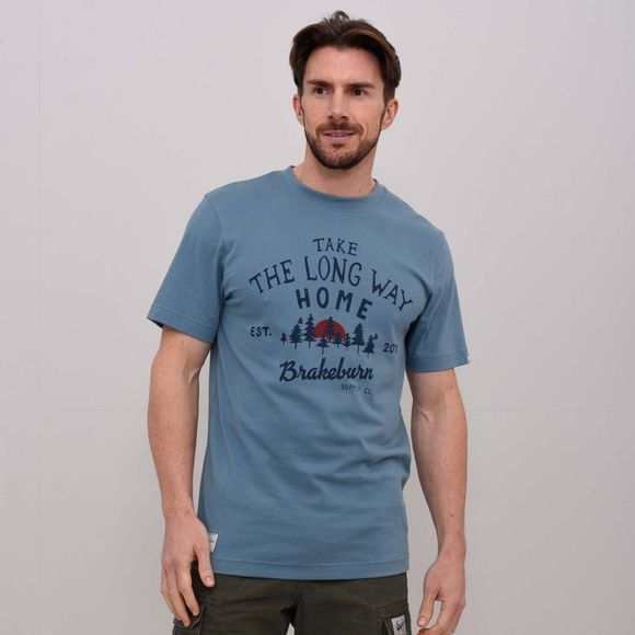 Mens Long Way Home T-Shirt