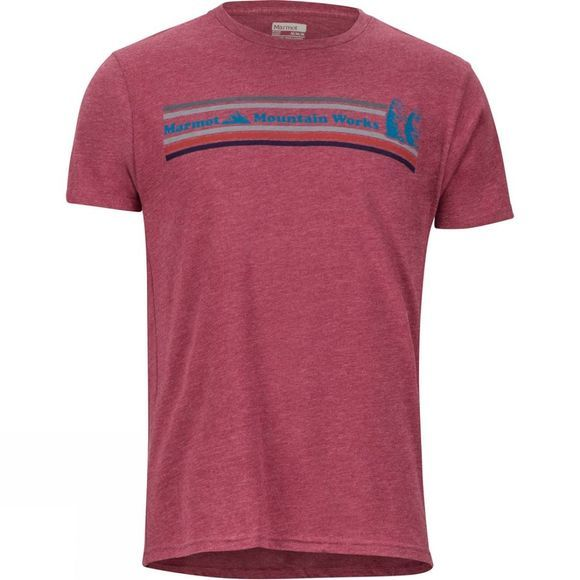 Mens MMW Short Sleeve T-Shirt