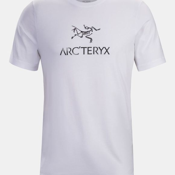 Arc'teryx Mens Arc'word SS T-Shirt  White
