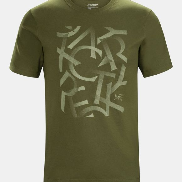 Arc'teryx Men's Scramble Tee Bushwack