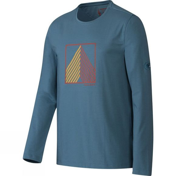Mens Le Mur Long Sleeve Top