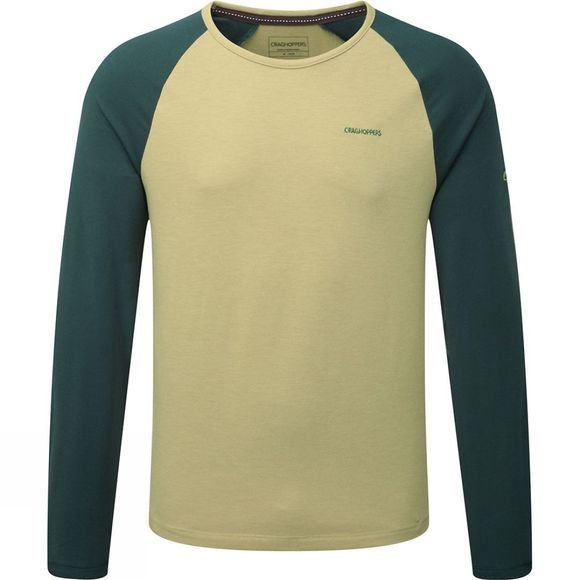Mens Maple Long Sleeve T-Shirt