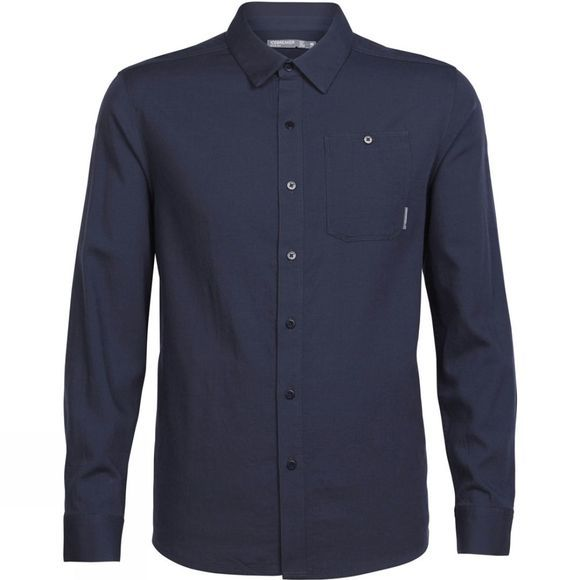 Mens Compass Long Sleeve Shirt