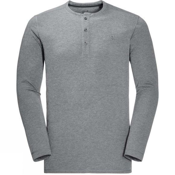 Mens Moro Henley Shirt