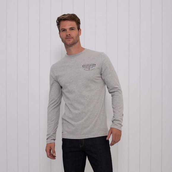 Mens Custom Surf Long Sleeve Tee