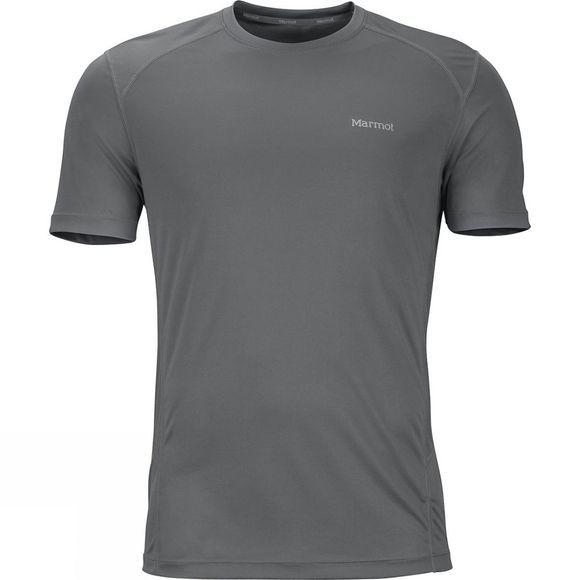 Marmot Mens Windridge Short Sleeve Cinder