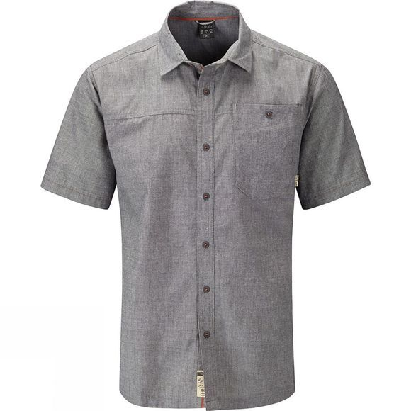 Mens Hacker Short Sleeve Shirt