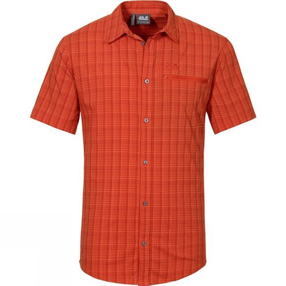 Mens Rays Stretch Vent Shirt