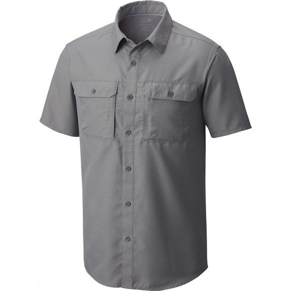 Mens Canyon Short Sleeve Shirt