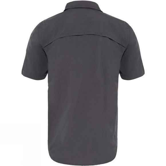 The North Face Mens Sequoia Shirt Asphalt Grey/Mid Grey
