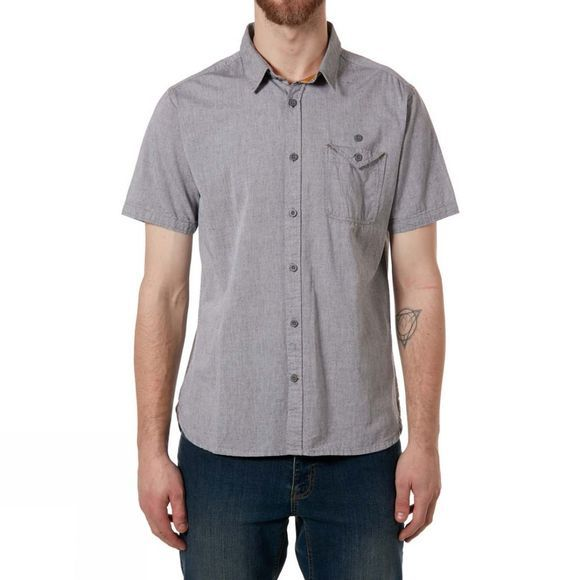 Mens Maker Short Sleeve Shirt