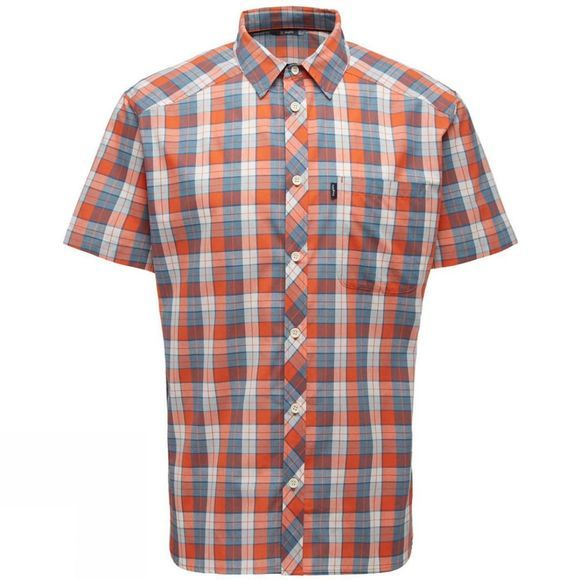 Mens Frode Short Sleeve Shirt