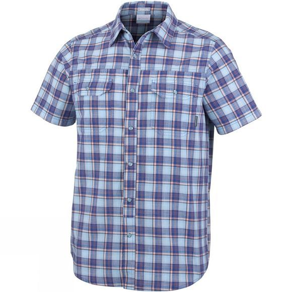 Mens Leadville Ridge Short Sleeve Shirt