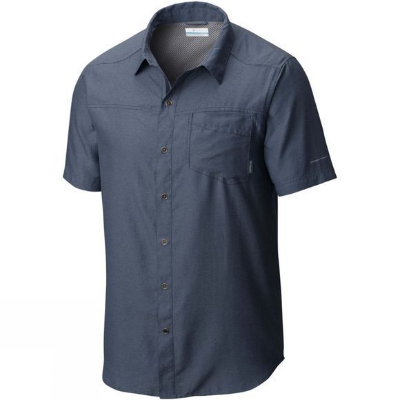Mens Pilsner Peak II Short Sleeve Shirt