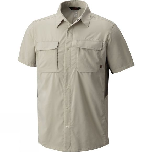 Mens Canyon Pro Short Sleeve Shirt
